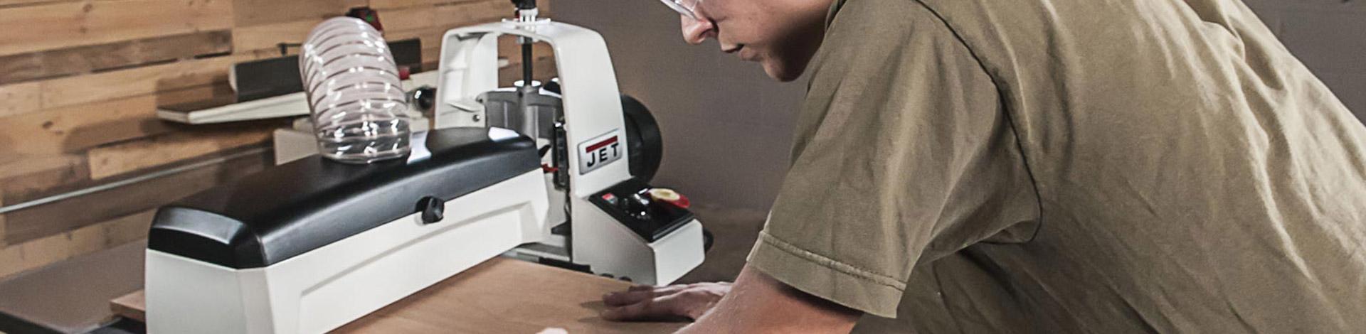Станки для работы по дереву JET Tools Украина. Официальный сайт магазин