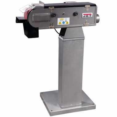 Купить JET Ленточный шлифовальный станок JET JBSM-100M-230 фирменный магазин Украина. Официальный сайт по продаже инструмента JET