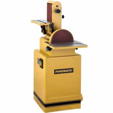 Купить JET Тарельчато-ленточный шлифовальный станок JET Powermatic 31A-400 фирменный магазин Украина. Официальный сайт по продаже инструмента JET